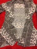 Лёгкий кардиган от hgm. Фото 1.