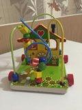 Лабиринт для малыша. Фото 1.