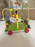 Лабиринт для малыша. Фото 2.