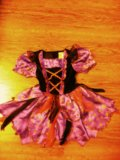 Платье феи на 12-18 мес. Фото 1.