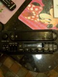 Старая магнитола. Фото 1.