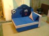 Детский диван смешарик крош. Фото 1.