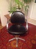 Кресло парикмахерское. Фото 1.
