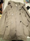 Пальто pull&bear. Фото 4.