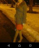 Пальто женское демисезонное. Фото 2.