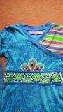 Нарядное платье для девочки, 7-8 лет. Фото 3.
