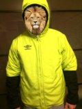 Крутая двусторонняя мужская теплая куртка!!!. Фото 1.