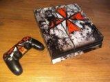 Игровая консоль sony playstation 4 500gb. Фото 2.