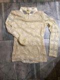 Кружевная блузка. Фото 2.