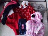 Пакет вещей для девочки. Фото 1.
