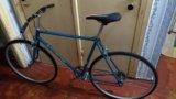 Велосипед турист хвз. Фото 4.
