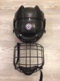 Хоккейный шлем nordway. Фото 2.