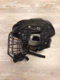 Хоккейный шлем nordway. Фото 3.
