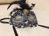 Карнавальная маска. Фото 2.