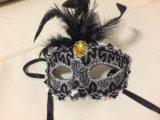 Карнавальная маска. Фото 3.