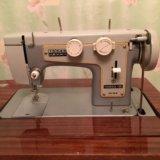 Швейная машинка чайка. Фото 1.