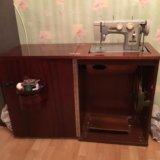 Швейная машинка чайка. Фото 3.
