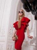 Новое новогоднее платье. Фото 1.