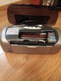 Принтер цветной epson. Фото 1.