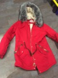 Зимняя куртка. Фото 1.