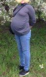 Джинсы для беременных 48-50 размер. Фото 4.