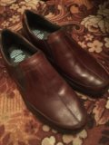 Кожаные туфли. Фото 1.