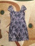 Платье кружевное. Фото 2.