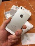Iphone 5s (32gb) silver. Фото 4.