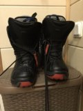 Ботинки для сноуборда. Фото 1.