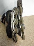 Коньки роликовые к2 exo 80 м 44 размер. Фото 2.