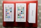 Коробки из под iphone 5 и 5s (пустые). Фото 1.