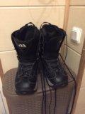Ботинки мужские для сноуборда. Фото 1.