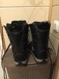 Ботинки мужские для сноуборда. Фото 4.