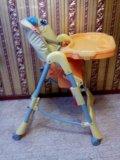 Срочно!продается стульчик для кормления. Фото 2.