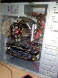 Компьютер +монитор. Фото 4.