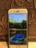 Iphone 6 золотой 16гб. Фото 2.