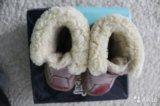 Зимние ботиночки 26 размера. Фото 2.