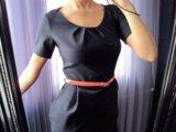 Новое строгое платье миди. Фото 3.