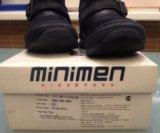 Обувь minimen на мальчика 23 размер. Фото 2.