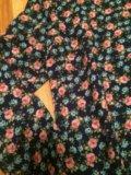 Блузка в мелкий цветочек 🌸. Фото 2.