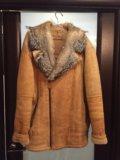 Дубленка мужская зимняя. Фото 1.