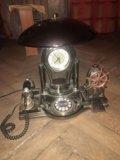 Почти даром! телефон, часы и муз.шкатулка. Фото 1.