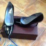 Туфли женские натуральная кожа. Фото 1.