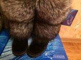 Унты женские тёплые. Фото 1.