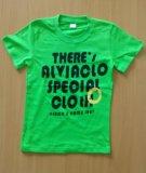 Новые футболки для мальчиков 6-7 лет. Фото 1.