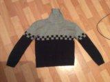 Кофта- свитер. Фото 1.
