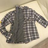 Рубашка теплая oysho. Фото 1.