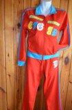 Новый спортивный костюм. Фото 1.