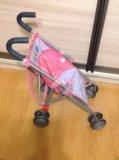 Коляска для куклы baby born. Фото 3.
