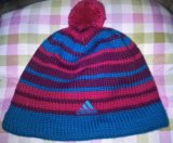 Новая шапка адидас оригинал. Фото 1.